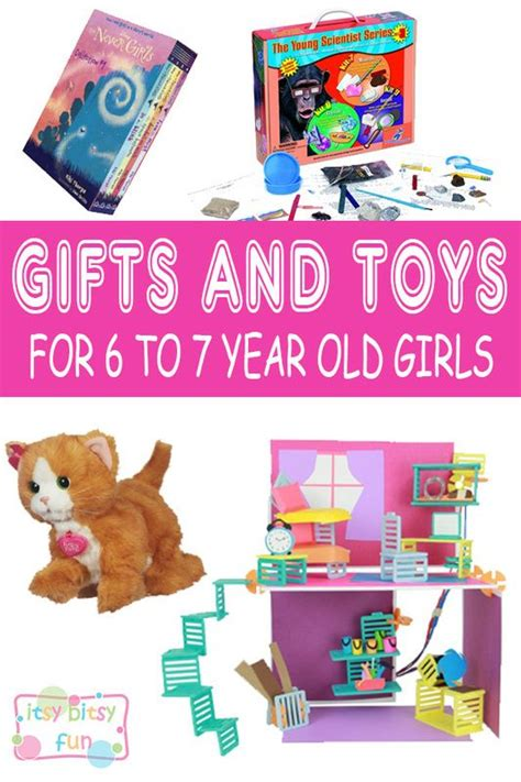 best gifts for 6 year old girls in 2014