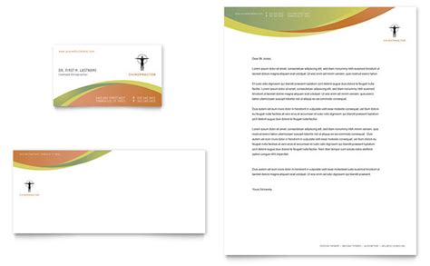 design online chiropractic business cards massage chiropractic business card letterhead template