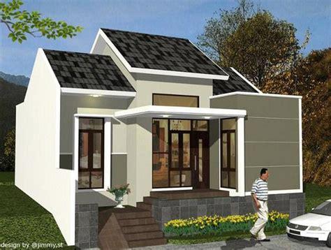 Kap Kecil denah dan desain rumah minimalis terbaru 2018
