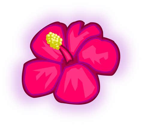 imagenes de flores vectorizadas vector gratis flor hawaiano rose rojo imagen gratis