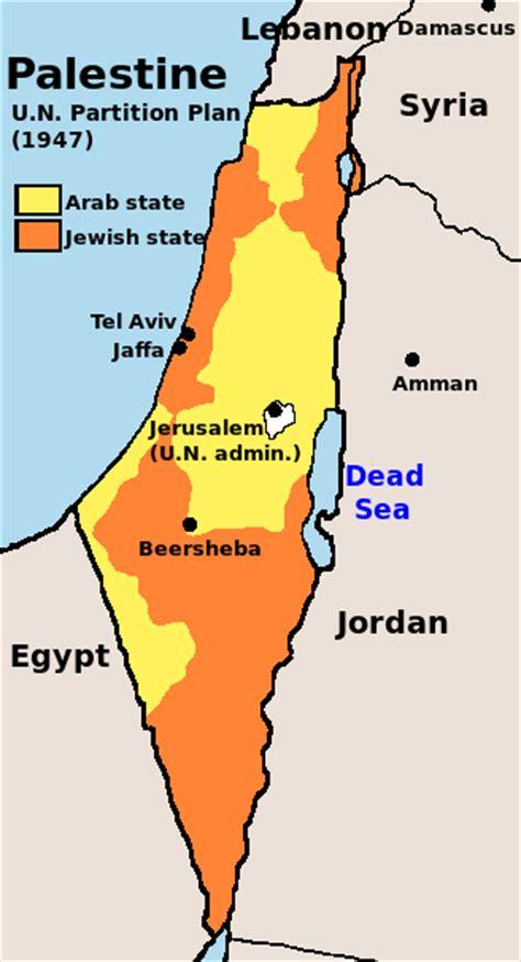 Split Plan Moroshistory Un Partition Of Palestine Forum 2016