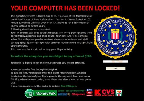 Are You To Your Computer by Remove Your Computer Has Been Locked Ransomware