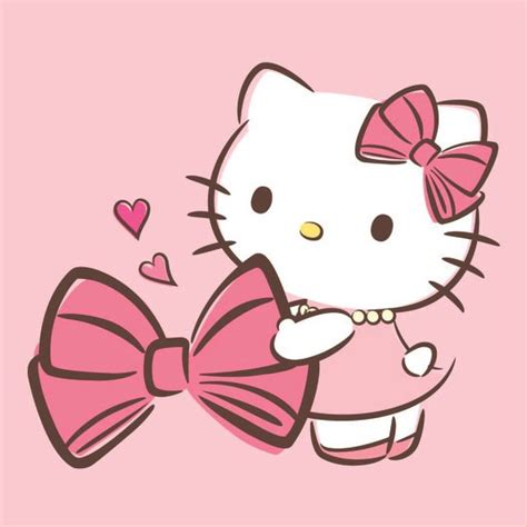 wallpaper hello kitty begerak photo collection gambar hello kitty
