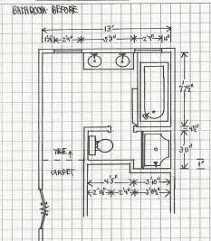 Design Bathroom Floor Plan Nlt Construction Floor Plan Drawings Before Modern Bathroom