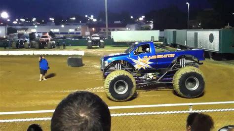 Illuminator Monster Truck Racing Youtube