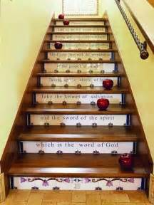 Stair Decorating Ideas by 35 Cozy Fall Staircase D 233 Cor Ideas Digsdigs