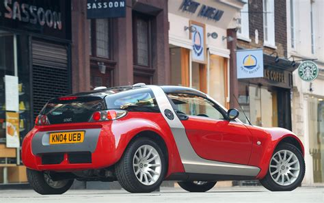 smart roadster coupe   review parkers