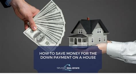 How To Save Money For A House by How To Save Money For The Payment On A House Real