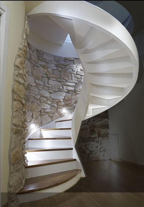 scala per interno casa scale per interni elicoidali di design ideare casa