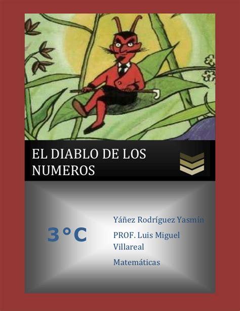 el diablo de los 8415937199 el diablo de los numeros dos
