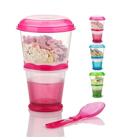 Cereal On The Go by Ez Freeze Cereal On The Go Colors May Vary