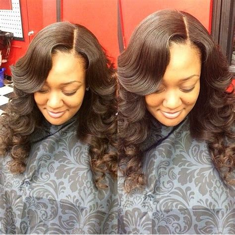 Pretty Weave Hairstyles by This Sew In Install By Tiffanyyyy J Is Flawless