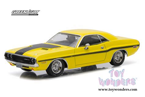 dodge challenger t top 1970 dodge challenger r t top 86303 1 43 scale