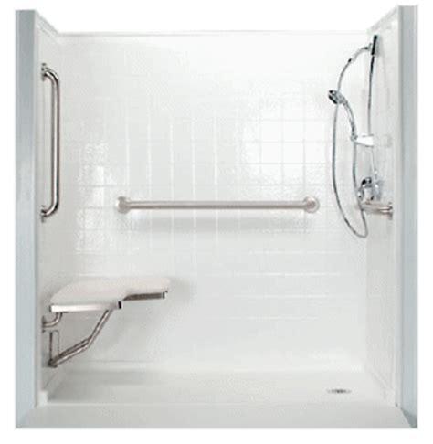 Senior Shower Stalls by Shower Stalls For Seniors