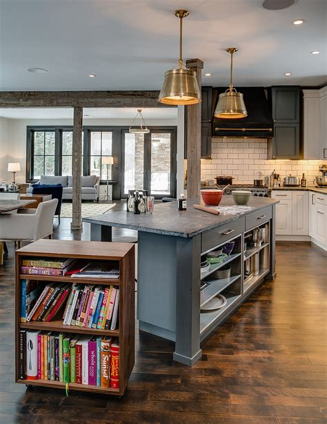 10 amazing kitchen islands and counters that steal show