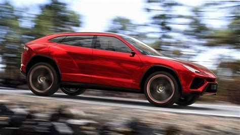 lamborghini urus exclusive lamborghini urus suv production decision to be