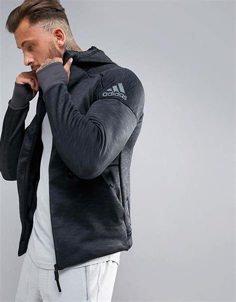 Jaket Hoodie Adidas Zne Climaheat Hitam Adidas Adidas Zne Climaheat Hoodie In Black S94831