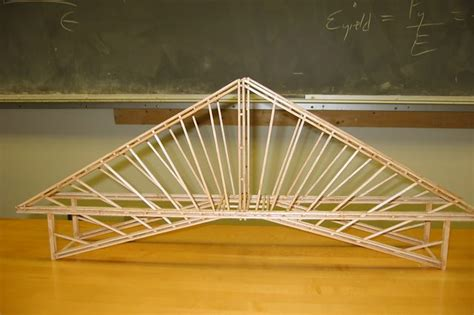 wooden bridge designs how to make a bridge out of balsa wood with pictures ehow