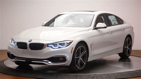 2019 Bmw 4 Series Gran Coupe by New 2019 Bmw 4 Series 440i Xdrive Gran Coupe 4dr Car In