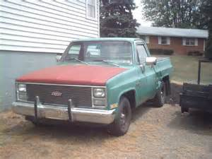 1983 chevy up bed chevrolet up truck