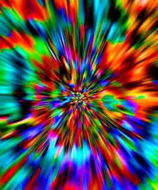 trippy colors psychedelic rainbow color fractal loci lenar www flickr