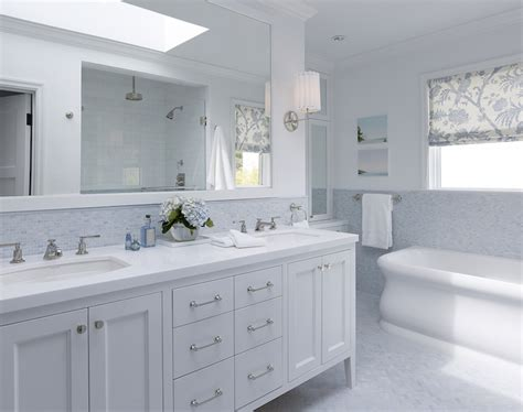 amazing of stunning white bathroom ideas blue and