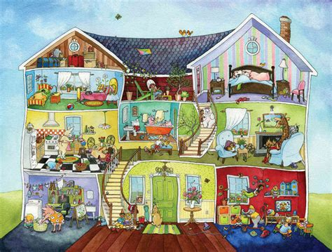 reusable wall murals my friend s house 10 5 w by 8 h wall mural ebay
