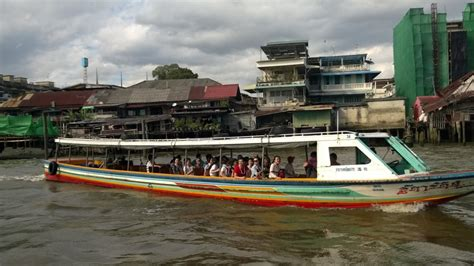 getting around bangkok by boat routes and trips - Boat Trip In Bangkok