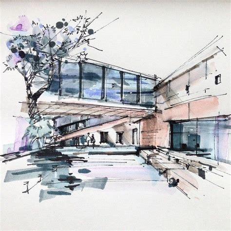 sketchbook architecture best 25 architectural sketches ideas on