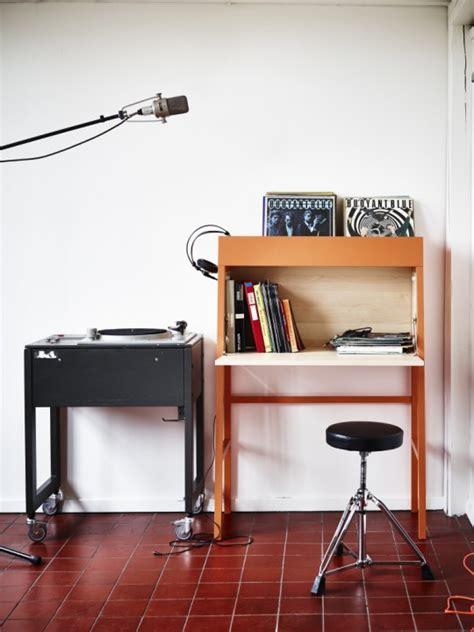 Secr 233 Taire Ikea Ps Un Bureau Design Qui Ne Prend Pas Bureau Design Ikea