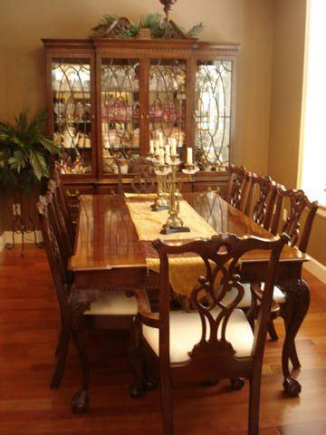 Dining Room Suite For Sale by Estate Sale Hendredon Dining Room Suite For Sale From