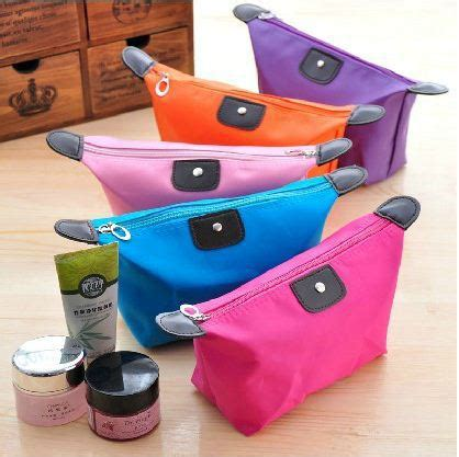 Aneka Pouch Tribal Ungu colorful cosmetic bag tas organizer kosmetik murah aneka warna cantik 471 barang unik china