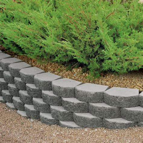 Retaining Products Tall Poppies Landscape Pool Centre Garden Wall Retaining Blocks