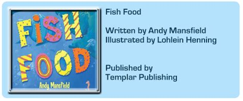 Pop Up Book Fish Food By Andy Mansfield fish food by andy mansfield and lohlein henning templar publishing