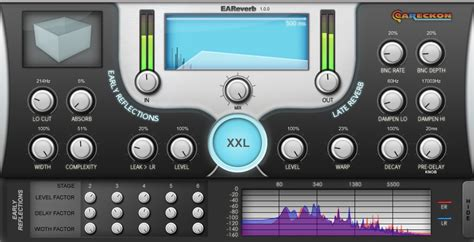 best reverb vst kvr eareckon releases eareverb stereo vst reverb for