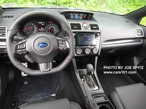 subaru wrx cvt interior 2018 subaru wrx and sti interior photo research page