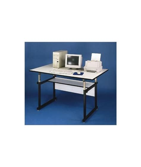 Alvin Workmaster Drafting Table Tiger Supplies Alvin Workmaster Adjustable Drafting Table