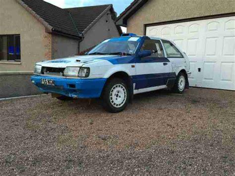 Mazda Turbo Cars by Mazda 1988 323 Turbo 4x4 Rally Car Car For Sale