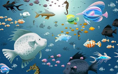 desktop background with apps aquarium live wallpapers android apps on google play