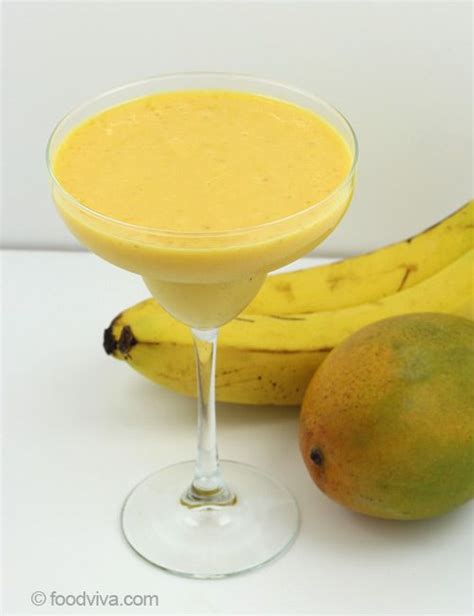 Mango Smoothie Recipe For Detox by 17 Best Ideas About Mango Banana Smoothie On