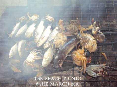 Pikir Masak Masak picnic tbr 6 7hb march 2010 tungku resort