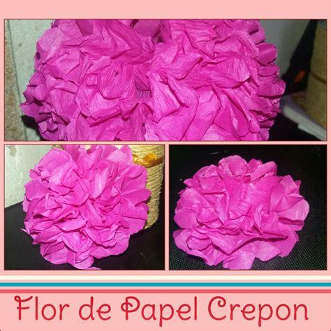 diy flor de papel crepon para decora 231 227 o de festas de