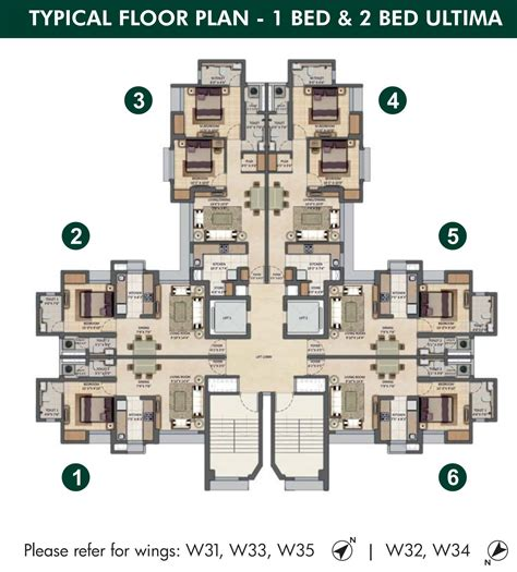 Catokan Amara 2 In 1 lodha amara in thane west mumbai price location map floor plan reviews proptiger