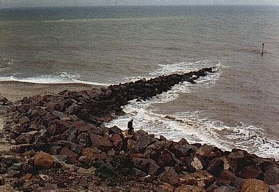 groyne defence at mappleton