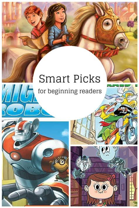 Recomended Book For Childreen The Smartes Step For Kindergarten 10 beginning chapter book series for inner child