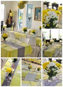Pinterest Pictures Of Yellow End Tables With Gray by Yellow And Grey Elephant Baby Shower Yellow And Grey