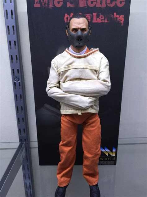 Our World Fs008 1 6 Scale Figure 1 6 ourworld the silence of the lambs 1 6 scale figure