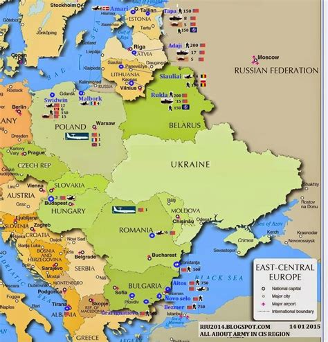 map of us bases in europe us army bases in usa map