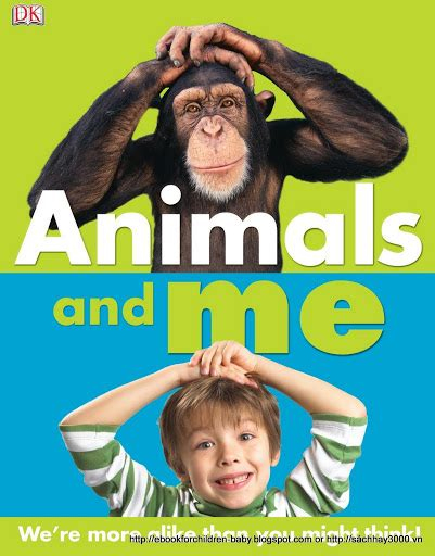 Dk The Animal Book Ebook free ebook animals and me
