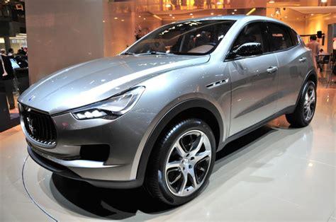 Build A Maserati by Fiat To Build Maserati Suv In Turin Alfa Romeo Version